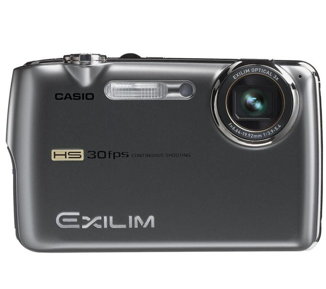 Casio Exilim EX-FS10 digital camera - photo 5