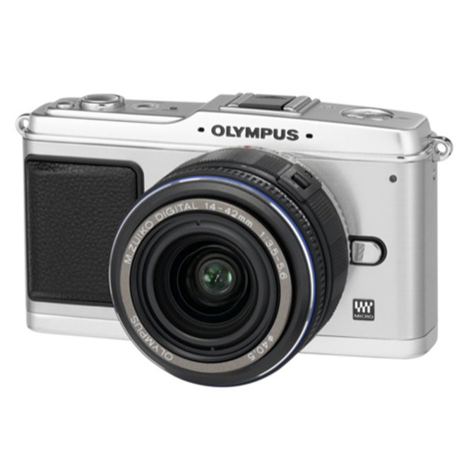 Olympus Pen E-P1 digital camera - photo 1