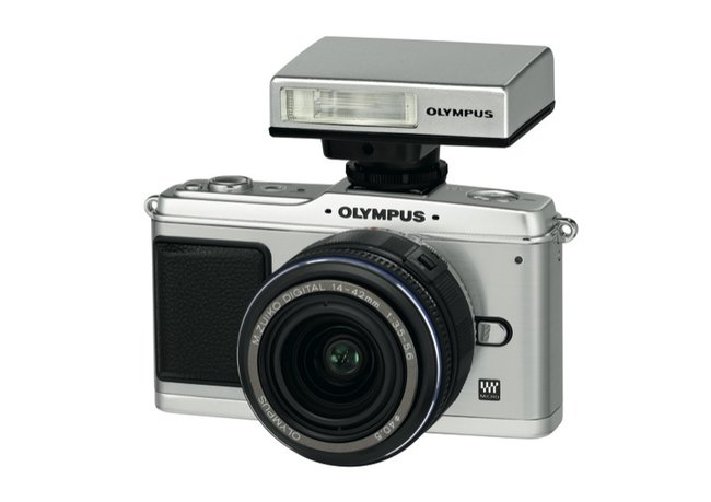 Olympus Pen E-P1 digital camera - photo 2