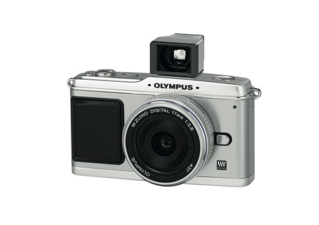 Olympus Pen E-P1 digital camera - photo 5