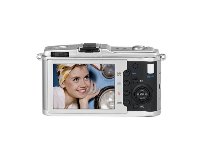 Olympus Pen E-P1 digital camera - photo 6