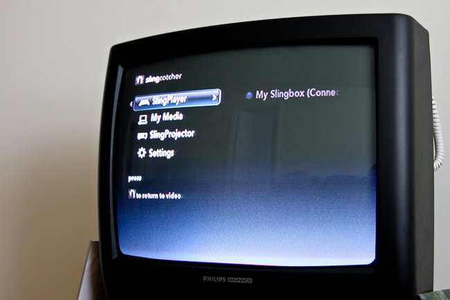 SlingMedia SlingCatcher digital multimedia receiver - photo 5