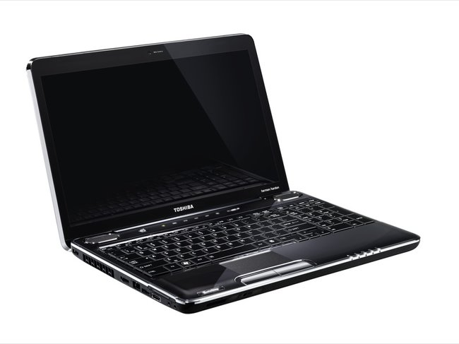 Toshiba Satellite A500-11U notebook   - photo 2