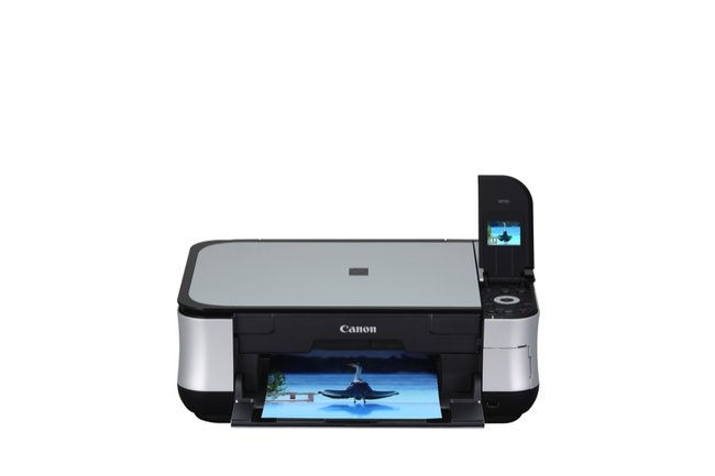 Canon Pixma MP540 all-in-one printer    - photo 2