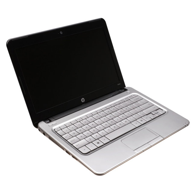 HP Mini 311 notebook - First Look  - photo 2