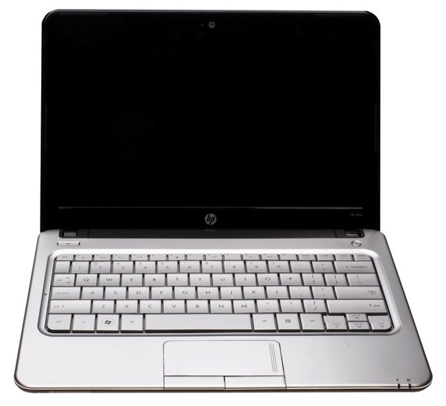 HP Mini 311 notebook - First Look  - photo 3