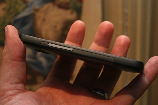 HTC HD2 - First Look   - photo 2