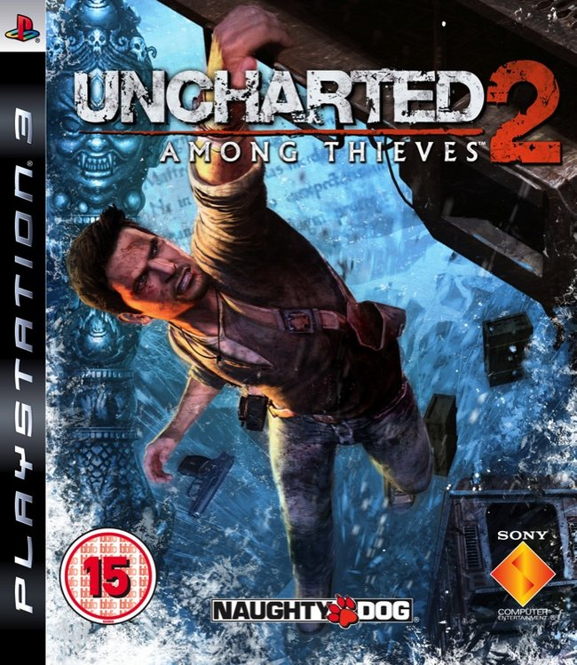 Uncharted 2: Among Thieves - PS3   - photo 2