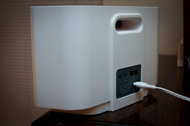 Sonos S5 ZonePlayer speaker system review - photo 5