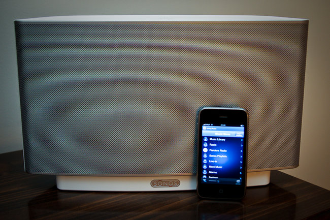 Sonos S5 ZonePlayer speaker system review - photo 8
