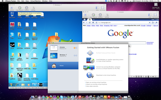 VMware Fusion 3 - Mac - photo 11