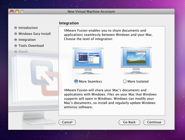 VMware Fusion 3 - Mac - photo 3