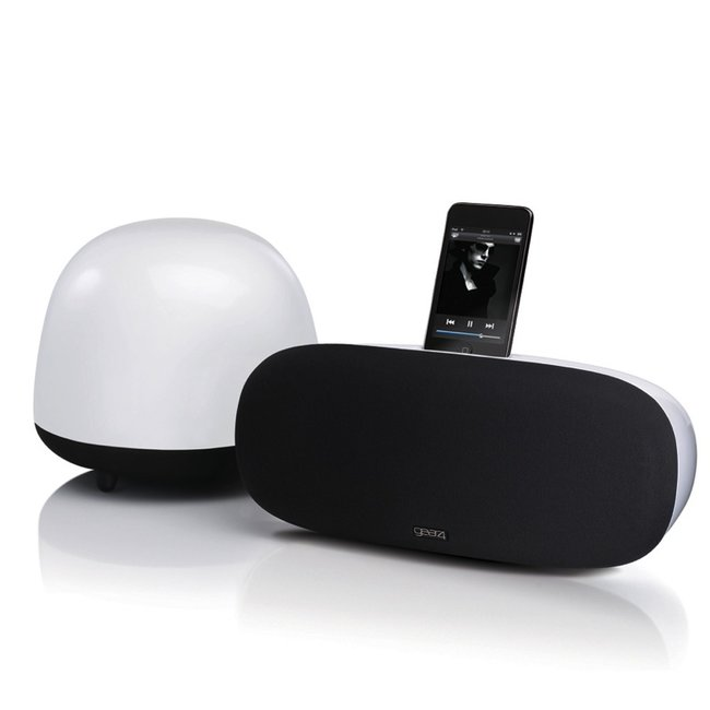 GEAR4 SoundOrb Aurora iPod dock   - photo 1