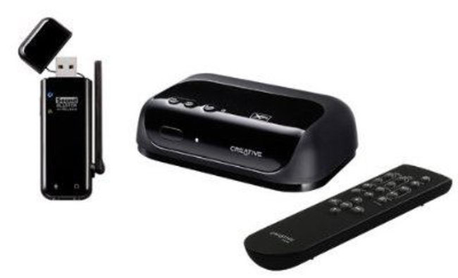 Creative Sound Blaster Wireless for iTunes - photo 3