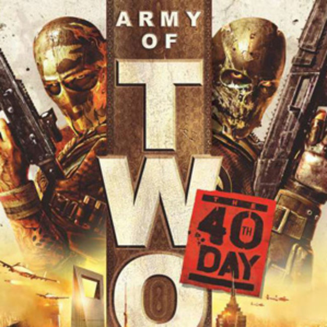 Army of Two: The 40th Day - PS3   - photo 1