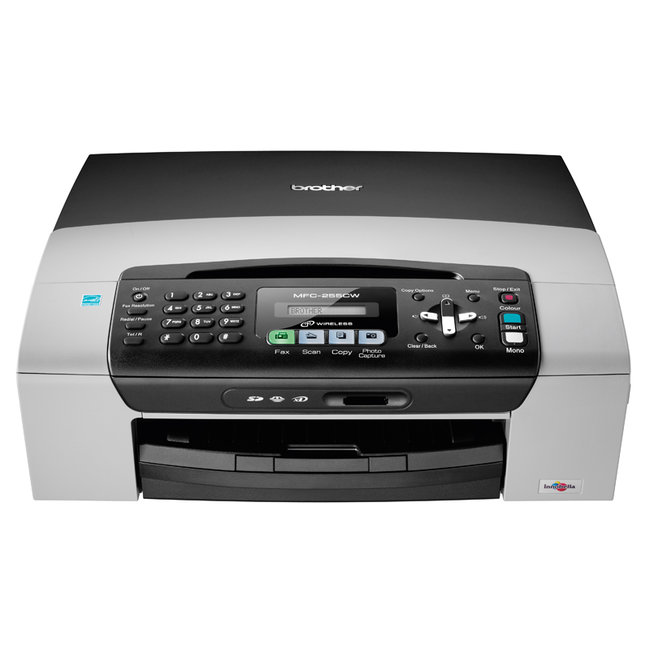 Brother MFC-255CW all-in-one printer - photo 1