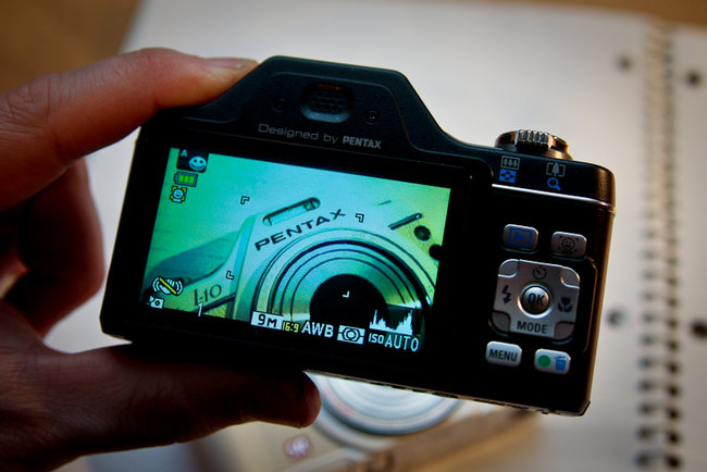 First Look: Pentax Optio I-10 digital camera - photo 22