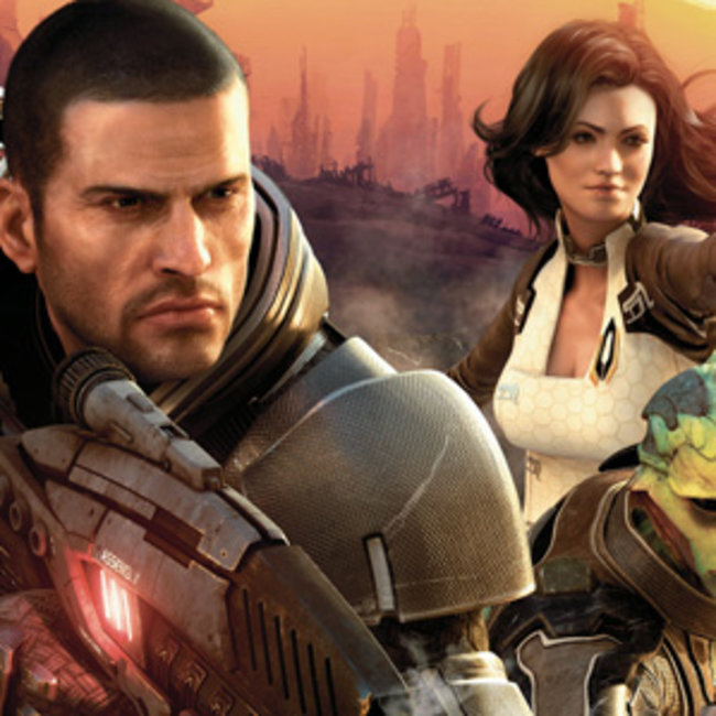 Mass Effect 2 - Xbox 360   - photo 1