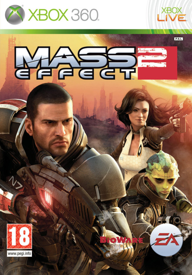Mass Effect 2 - Xbox 360   - photo 2