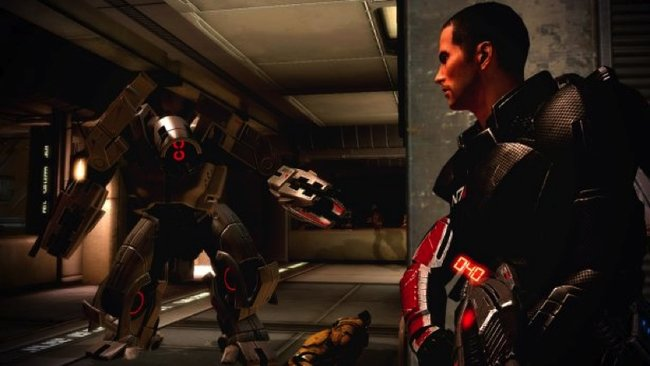 Mass Effect 2 - Xbox 360   - photo 6