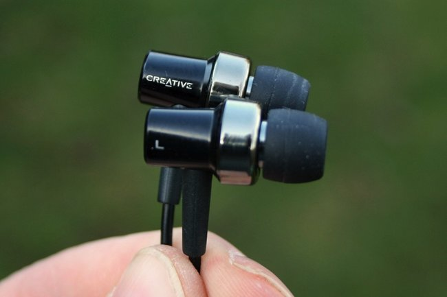 Creative EP-3NC noise cancelling headphones   - photo 4