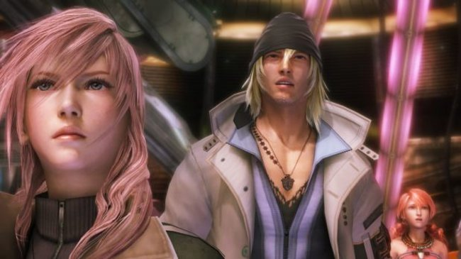 Final Fantasy XIII - PS3   - photo 7