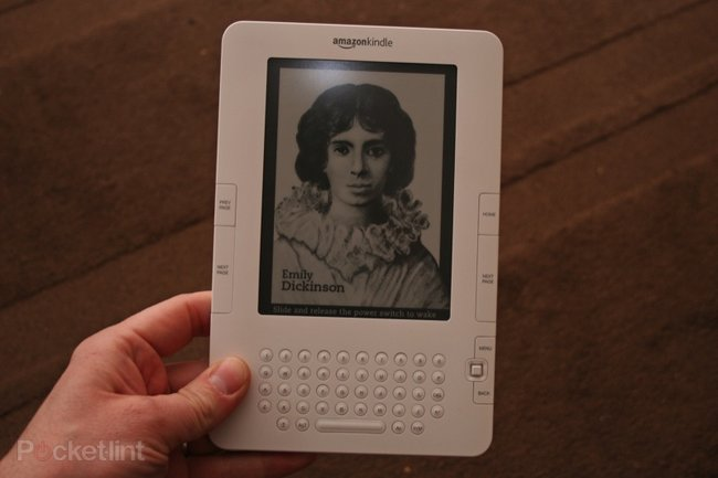 Amazon Kindle Keyboard - photo 2