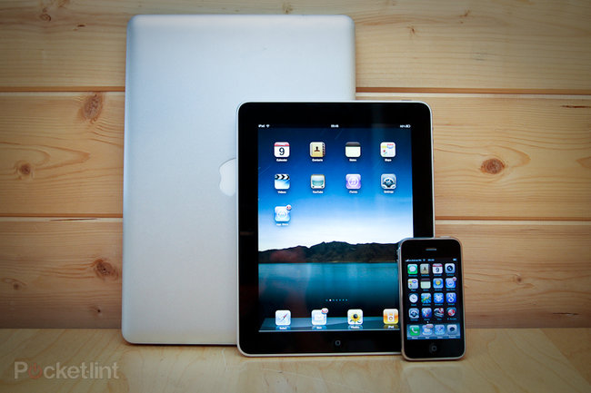 Apple iPad - photo 1