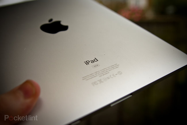 Apple iPad - photo 25