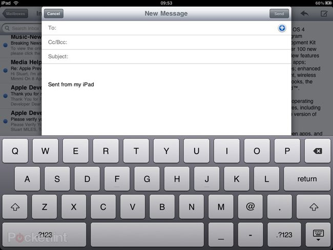 Apple iPad - photo 4