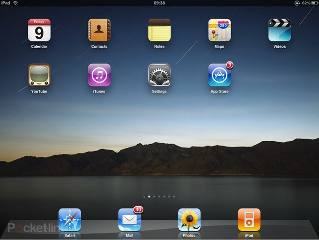 Apple iPad - photo 5