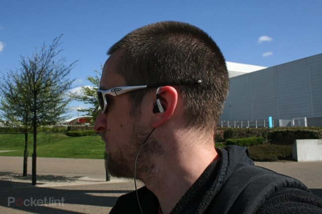 Phonak Audeo PFE 112 headphones   - photo 5