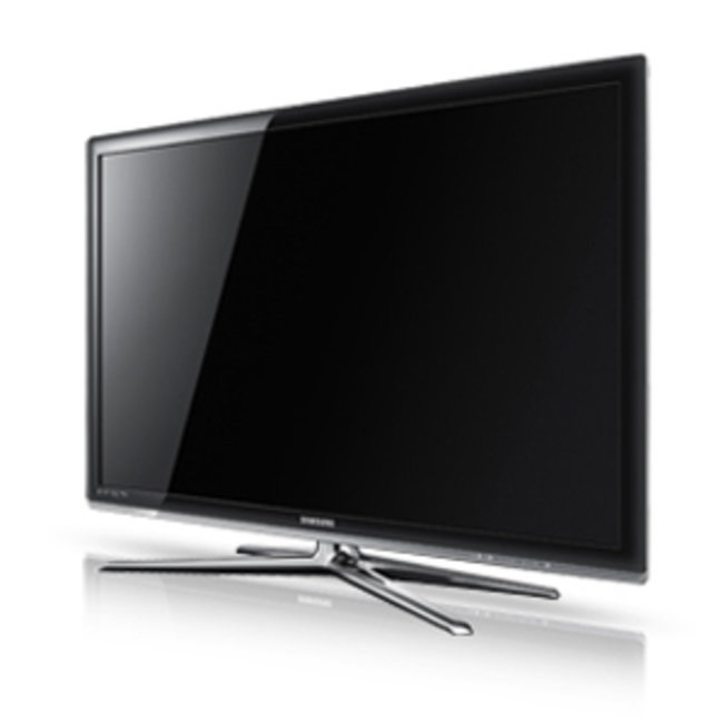 Samsung UE40C7000 3D television - photo 1