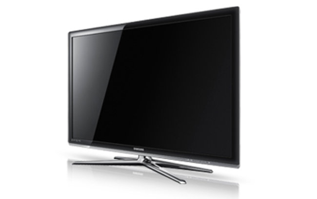 Samsung UE40C7000 3D television - photo 4