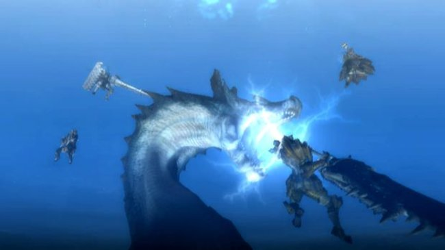 Monster Hunter Tri - Nintendo Wii   - photo 8