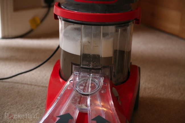 Vax Dual V V-124A carpet cleaner   - photo 5