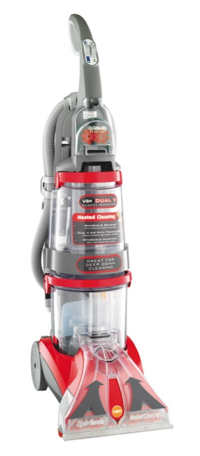 Vax Dual V V-124A carpet cleaner   - photo 8