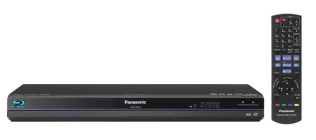 Panasonic DMP-BD65 Blu-ray player   - photo 3