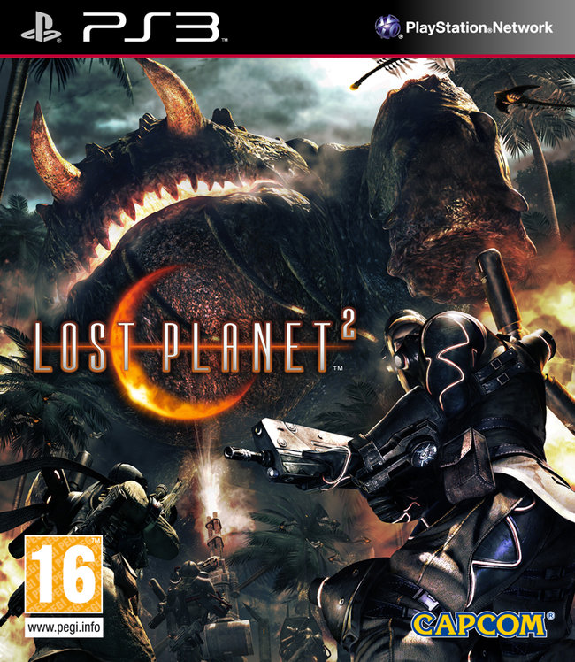 Lost Planet 2 - PS3 - photo 2