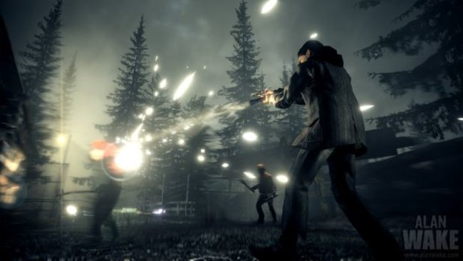 Alan Wake - Xbox 360   - photo 4