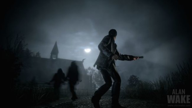 Alan Wake - Xbox 360   - photo 6