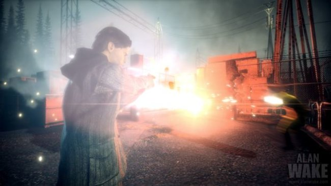 Alan Wake - Xbox 360   - photo 8