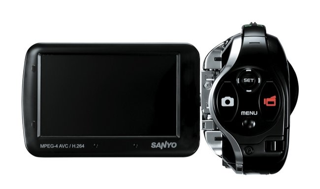 Sanyo Xacti VPC-SH1 camcorder   - photo 5
