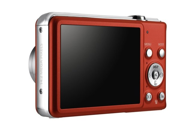 Samsung ST70 compact camera   - photo 3