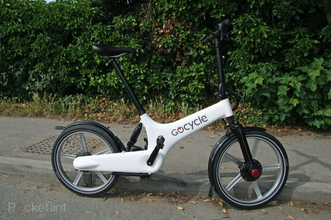 Gocycle electric bike review - Pocket-