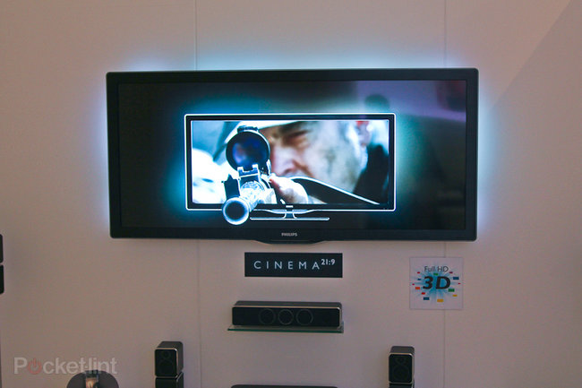 Philips 3D Cinema 21:9 Platinum preview - photo 2