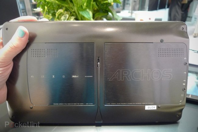 First Look: Archos 101 Internet Tablet - photo 2