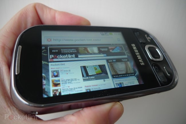Samsung Galaxy Europa  - photo 6