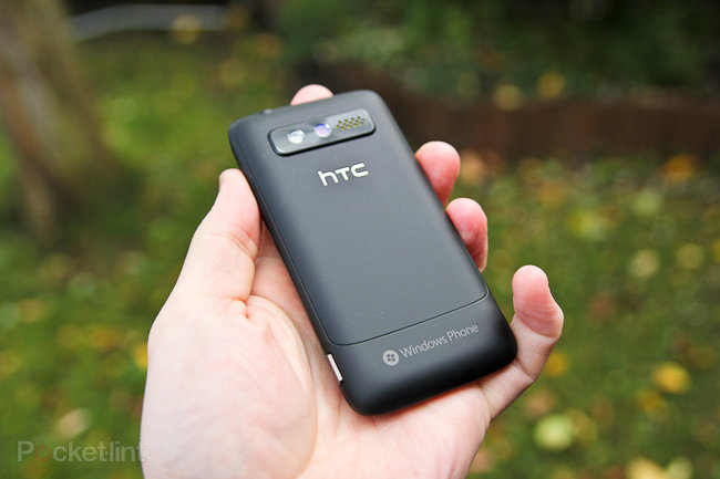 HTC 7 Trophy - photo 2