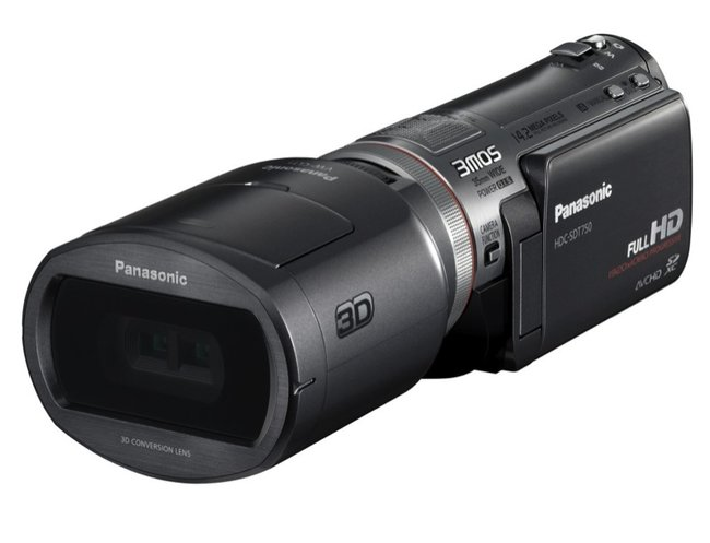 Panasonic HDC-SDT750   - photo 1